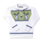 Детский свитер KAMA 148 101