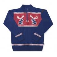 Детский свитер KAMA 148 108