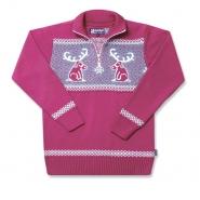 Детский свитер KAMA 148 114